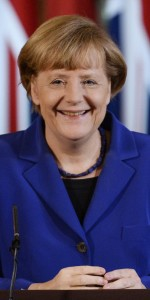 On the Image of Forbes 100 Most Powerful – Angela Merkel