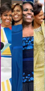 Michelle Obama – Wearing Her Heart on Her Sleeves