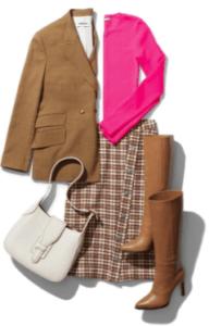 fashion trends for fall fuchsia